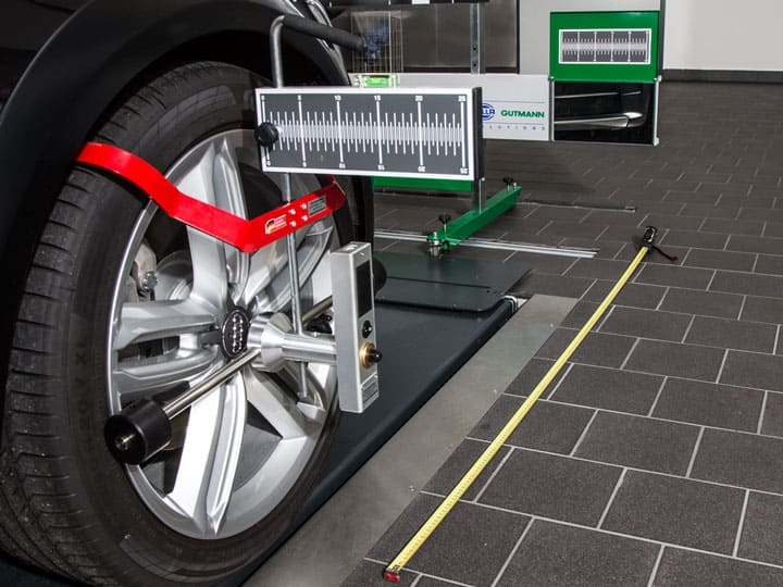 ADAS System Calibration for VAG Group Vehicles