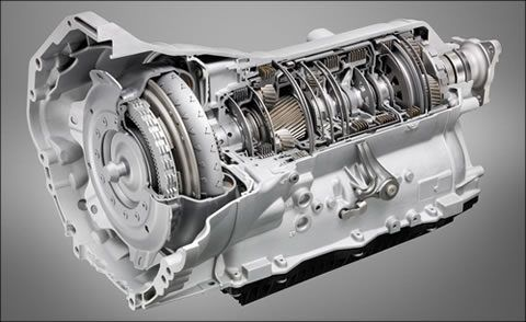Audi Q7 Automatic Transmission Faults