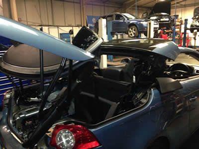 Volkswagen EOS CSC Roof Repairs & Sunroof Repairs